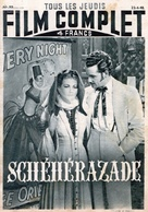 Song of Scheherazade - French poster (xs thumbnail)