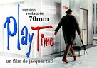 Play Time - French Movie Poster (xs thumbnail)