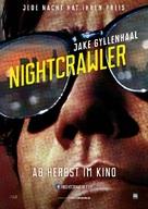 Nightcrawler - German Movie Poster (xs thumbnail)