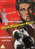 These Dangerous Years - British DVD cover (xs thumbnail)