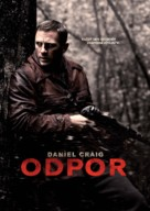 Defiance - Slovak Movie Poster (xs thumbnail)