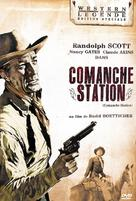 Comanche Station - French DVD movie cover (xs thumbnail)