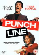Punchline - British DVD movie cover (xs thumbnail)