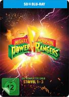 """""""Mighty Morphin' Power Rangers"""" - German Movie Cover (xs thumbnail)"""
