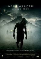 Apocalypto - Italian Movie Poster (xs thumbnail)