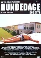 Hundstage - Danish Movie Poster (xs thumbnail)
