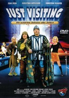 Just Visiting - German Movie Cover (xs thumbnail)