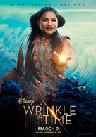 A Wrinkle in Time - Indian Movie Poster (xs thumbnail)