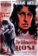 The Rose Tattoo - German Movie Poster (xs thumbnail)