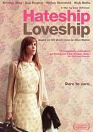 Hateship Loveship - DVD cover (xs thumbnail)