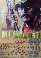 A Man Called Sledge - German Movie Poster (xs thumbnail)