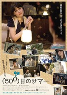 (500) Days of Summer - Japanese Movie Poster (xs thumbnail)