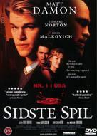 Rounders - Danish DVD movie cover (xs thumbnail)