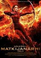 The Hunger Games: Mockingjay - Part 2 - Finnish Movie Poster (xs thumbnail)