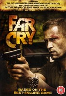 Far Cry - British DVD cover (xs thumbnail)