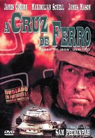 Cross of Iron - Brazilian Movie Cover (xs thumbnail)