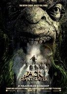 Jack the Giant Slayer - Dutch Movie Poster (xs thumbnail)