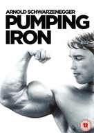 Pumping Iron - British Movie Cover (xs thumbnail)