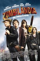 Zombieland - Brazilian Movie Poster (xs thumbnail)