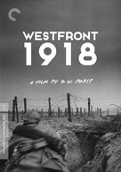 Westfront 1918 - DVD cover (xs thumbnail)