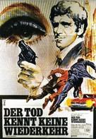The Long Goodbye - German Movie Poster (xs thumbnail)