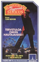 Slayground - Finnish VHS cover (xs thumbnail)