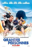 Grown Ups - Canadian Movie Poster (xs thumbnail)