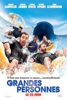 Grown Ups - Canadian Movie Poster (xs thumbnail)