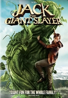 Jack the Giant Slayer - DVD movie cover (xs thumbnail)