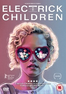 Electrick Children - British DVD movie cover (xs thumbnail)