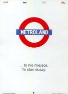 Metroland - Polish DVD cover (xs thumbnail)
