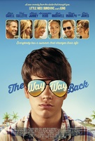 The Way Way Back - British Movie Poster (xs thumbnail)