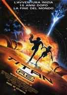 Titan A.E. - Italian Movie Poster (xs thumbnail)