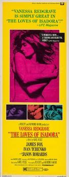 Isadora - Movie Poster (xs thumbnail)