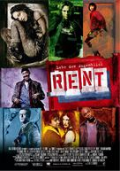Rent - German poster (xs thumbnail)