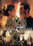 """War and Peace"" - French DVD movie cover (xs thumbnail)"