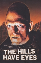 The Hills Have Eyes - DVD movie cover (xs thumbnail)