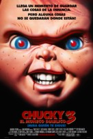 Child's Play 3 - Argentinian Movie Poster (xs thumbnail)