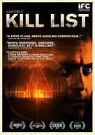 Kill List - DVD cover (xs thumbnail)