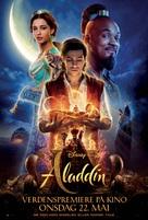 Aladdin - Norwegian Movie Poster (xs thumbnail)