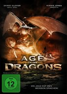 Age of the Dragons - German DVD cover (xs thumbnail)