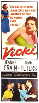 Vicki - Movie Poster (xs thumbnail)