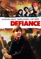 Defiance - DVD cover (xs thumbnail)