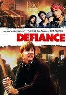 Defiance - DVD movie cover (xs thumbnail)