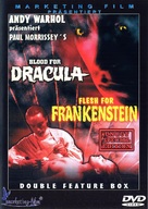 Blood for Dracula - German DVD cover (xs thumbnail)