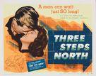 Three Steps North - Movie Poster (xs thumbnail)