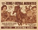 King of the Royal Mounted - Movie Poster (xs thumbnail)