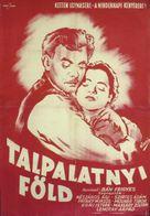 Talpalatnyi föld - Hungarian Movie Poster (xs thumbnail)