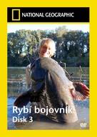 """""""Fish Warrior"""" - Czech DVD cover (xs thumbnail)"""