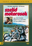 Easy Rider - Hungarian Movie Cover (xs thumbnail)